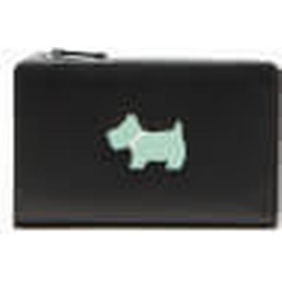 Radley Heritage Dog Medium Zip Purse - Black (80941 ss17)