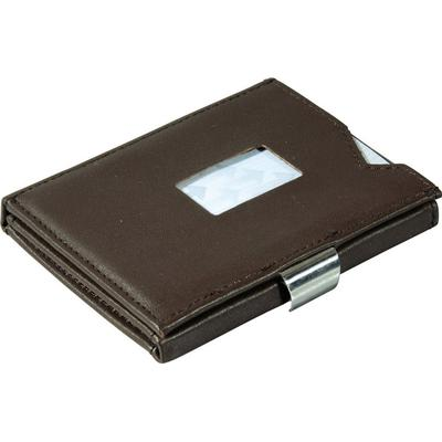 Exentri Leather Wallet - Brown (EX 002)