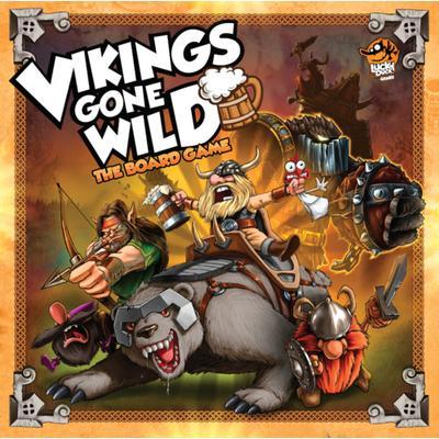 Lucky Duck Vikings Gone Wild