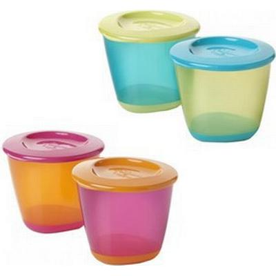 Tommee Tippee Explora Pop Up Weaning Pots 2pcs