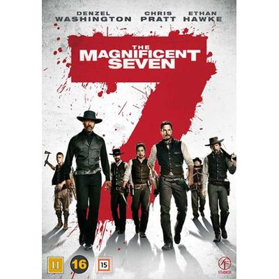 Magnificent Seven (2016) (DVD) (DVD 2016)