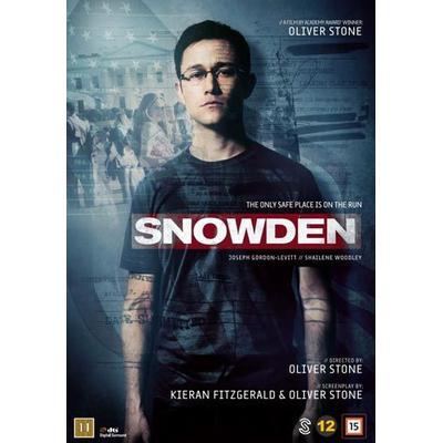 Snowden (DVD) (DVD 2016)