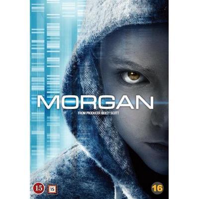 Morgan (DVD) (DVD 2016)