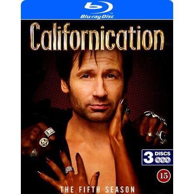 Californication: Säsong 5 (2Blu-ray) (Blu-Ray 2012)