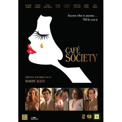 Cafe society (DVD) (DVD 2016)