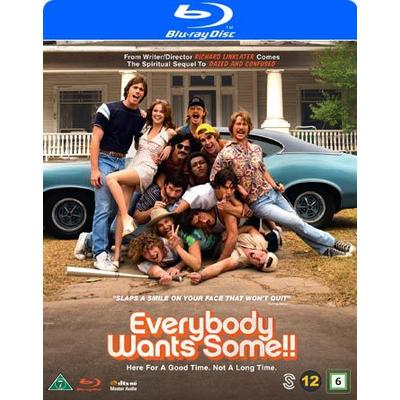 Everybody wants some (Blu-ray) (Blu-Ray 2016)