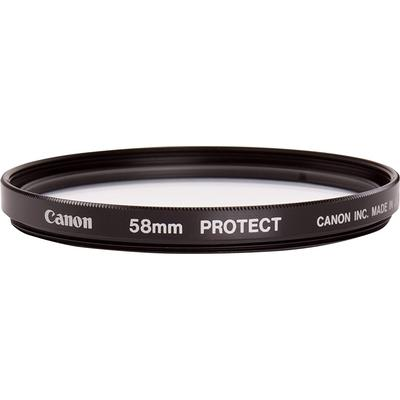 Canon Protect Lens Filter 58mm