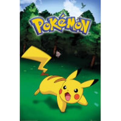 GB Eye Pokemon Pikachu Catch Maxi 61x91.5cm Affisch