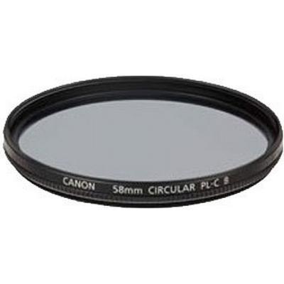 Canon PL-C B Circular 58mm