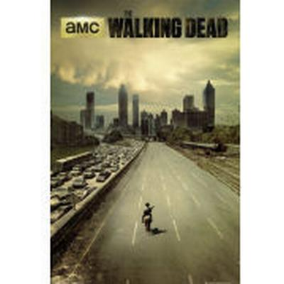 GB Eye The Walking Dead City Maxi 61x91.5cm Affisch