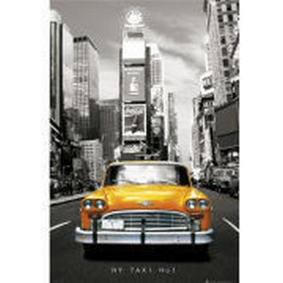 GB Eye New York Taxi No 1 Maxi 61x91.5cm Affisch