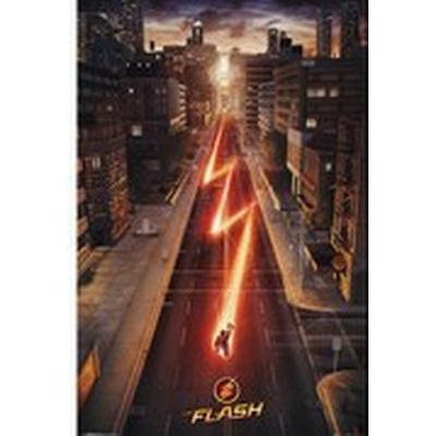 GB Eye The Flash One Sheet 61x91.5cm Affisch