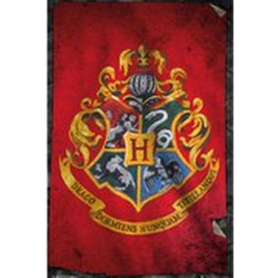 GB Eye Harry Potter Hogwarts Flag Maxi 61x91.5cm Affisch