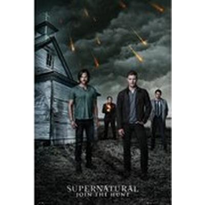 GB Eye Supernatural Church Maxi 61x91.5cm Affisch