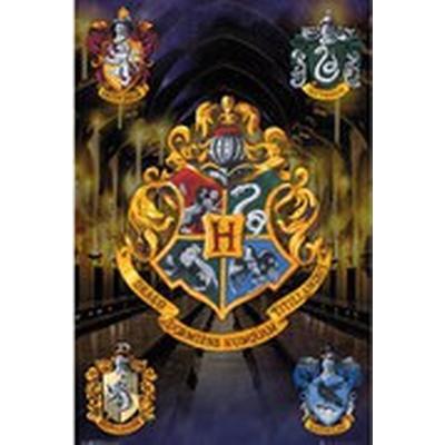 GB Eye Harry Potter Crests Maxi 61x91.5cm Affisch