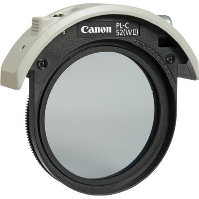 Canon PL-C Drop-in Circular WII 52mm