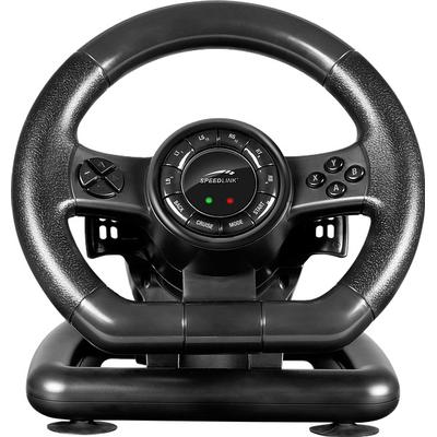 SpeedLink Black Bolt Racing Wheel (PC)