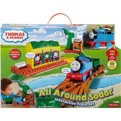 Fisher Price Thomas & Friends All Around Sodor