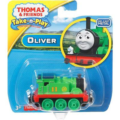 Fisher Price Thomas & Friends Take N Play Oliver