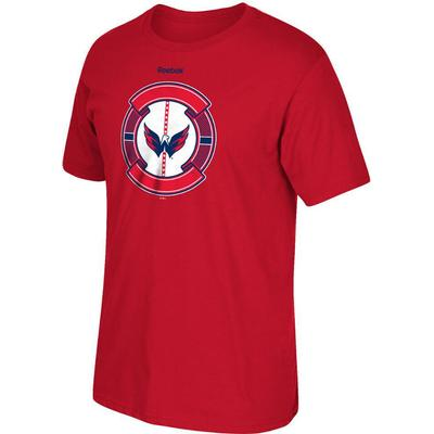 Reebok Washington Capitals Slick Pass T-Shirt