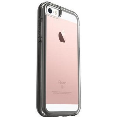 OtterBox Symmetry Clear Case (iPhone 5 5S SE) - Hitta bästa pris ... ecd9675ded2f4