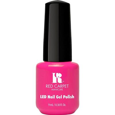 Red Carpet Manicure LED Gel Polish Fuchsia Dreams 9ml