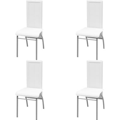 vidaXL 242921 4-Pack KItchen Chair Köksstol