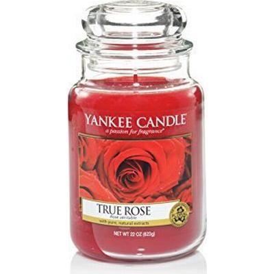 Yankee Candle True Rose 623g Doftljus