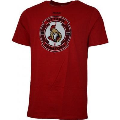 Reebok Ottawa Senators Slick Pass T-Shirt