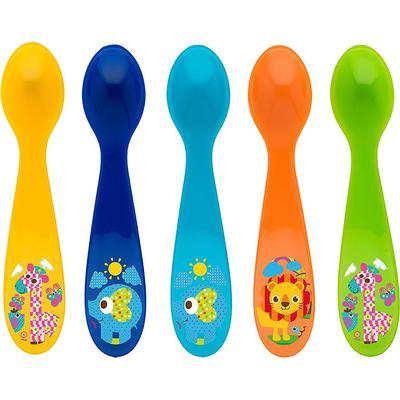 Rotho Feeding Spoons 5pcs