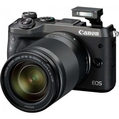 Canon EOS M6 + 18-150mm IS STM