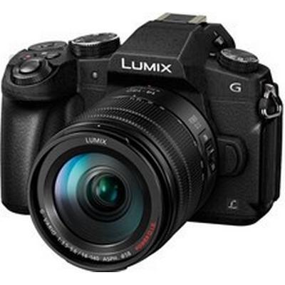 Panasonic Lumix DMC-G81 + 14-140mm