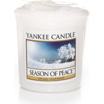 Yankee Candle Samplers Season Of Peace 49g Doftljus