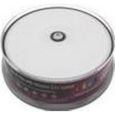MediaRange CD-R 700MB 52x Spindle 25-Pack Wide Inkjet