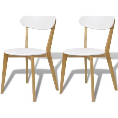 vidaXL 242961 2-Pack Kitchen Chair Köksstol