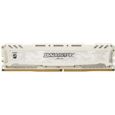 Crucial Ballistix Sport LT DDR4 2666MHz 16GB (BLS16G4D26BFSC)