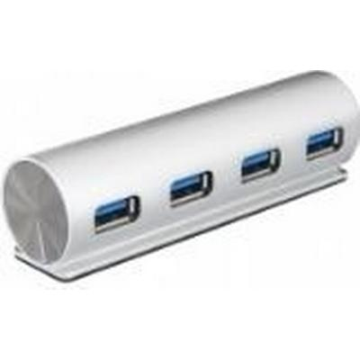 EXSYS EX-1134 4-Port USB 3.0/3.1 Extern