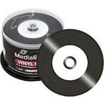 MediaRange CD-R 700MB 52x Spindle 50-Pack Inkjet