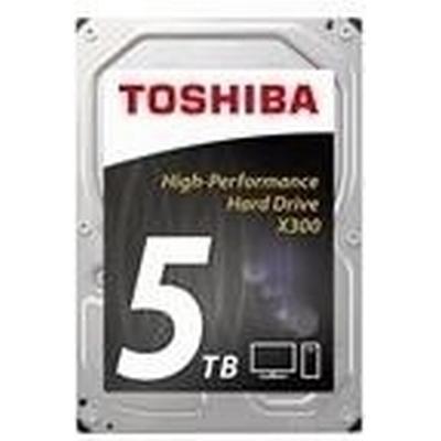 Toshiba X300 HDWE150UZSVA 5TB