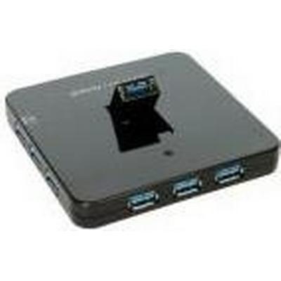 EXSYS EX-1181 10-Port USB 3.0/3.1 Extern