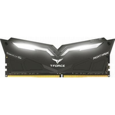 Team Group Night Hawk White DDR4 2666MHz 2x8GB (THWD416G2666HC15BDC01)