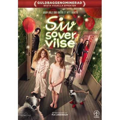 Siv sover vilse (DVD) (DVD 2016)