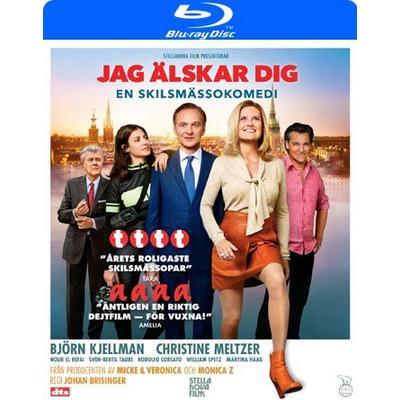 Jag älskar dig - En skilsmässokomedi (Blu-ray) (Blu-Ray 2016)
