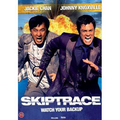 Skiptrace (DVD) (DVD 2016)