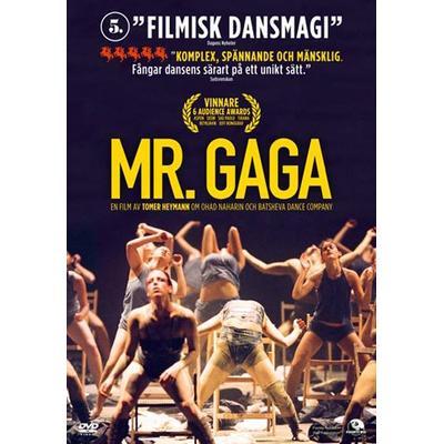 Mr Gaga (DVD) (DVD 2016)