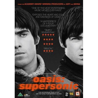 Oasis: Supersonic (DVD) (DVD 2016)