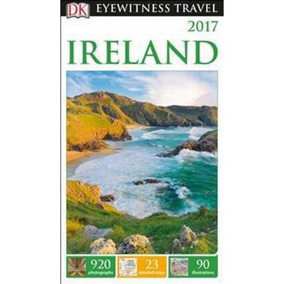 DK Eyewitness Travel Guide Ireland (Häftad, 2016)