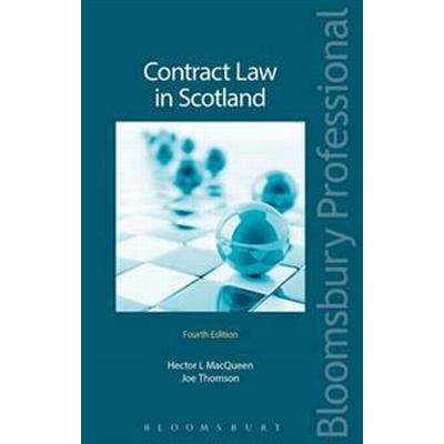 Contract Law in Scotland (Pocket, 2016)