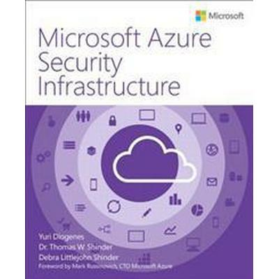 Microsoft Azure Security Infrastructure (Häftad, 2016)