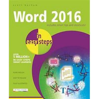 Word 2016 in Easy Steps (Pocket, 2016)